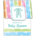 Baby Clothes Baby Shower Keepsake Registry